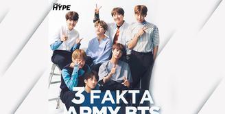 Fakta Unik BTS Army, Fandom K-Pop Terbesar di Dunia