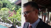 Kepala Komite Palang Merah Internasional (ICRC) Regional Indonesia dan Timor Leste, Christoph Sutter (Rizki Akbar Hasan/Liputan6.com)