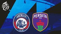 BRI Liga 1 - Arema FC Vs Persita Tangerang (Bola.com/Adreanus Titus)