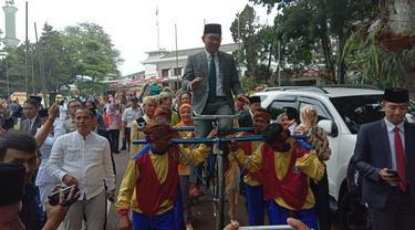 Pisah Sambut Ridwan Kamil-Oded M Danial