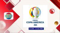 Copa America 2021 bisa disantap di Indosiar. (dok. Indosiar)