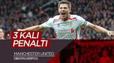 Berita video mengenang pertandingan terakhir kali Liverpool menang atas Manchester United di Old Trafford pada Maret 2014.