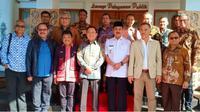 Komisi XI DPR melakukan kunjungan kerja ke Banyuwangi 2019