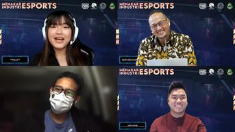 Pemerintah Dukung Esports dan Game Berkembang di Indonesia, Asal...