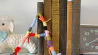 Berikut adalah beberapa inspirasi dari benang wol yang dapat digunakan untuk barang-barang di dalam rumah Anda.