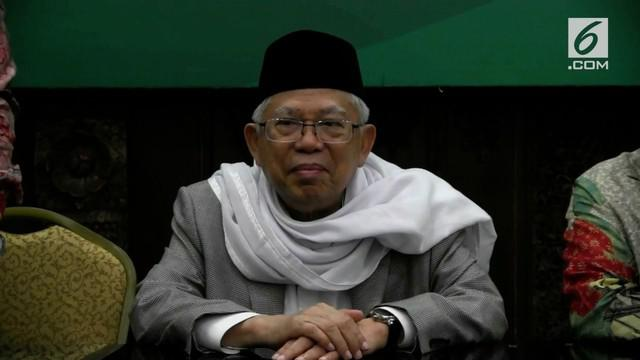 Dalam pertemuannya dengan Ketua Umum PKB Muhaimin Iskandar, Ma'ruf Amin meminta dukungan kepada PKB dan warga Nahdien untuk memengkan Pilpres bersama Jokowi.