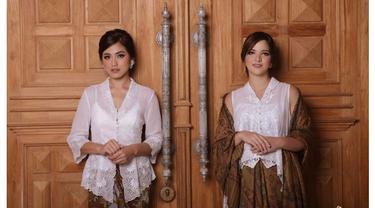 6 Momen Kedekatan Nia Ramadhani dan Jessica Iskandar, Sahabat Suportif