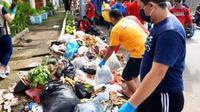 Dalam operasi bersih-bersih kota itu, Pemprov Sulut kembali menurunkan seluruh ASN dan Tenaga Harian Lepas (THL) yang ada di Manado.