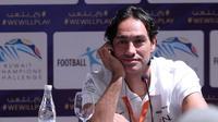 Alessandro Nesta. Di Lazio selama 9 musim, mulai 1993-1994 hingga 2001/2002. Selama 3 musim, 1997-1998 hingga 1999/2000 ditangani Sven Goran Eriksson. Sebagai manajer telah menangani 1 klub MLS dan 2 klub Italia. Hingga kini masih mengarsiteki Frosinone. (AFP/Yasser Al-Zayyat)