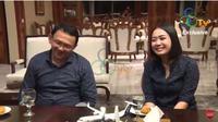 Basuki Tjahaja Purnama (BTP) alias Ahok saat bersama calon istrinya, Puput Nastiti Devi. (Foto: Youtube OSO Channel)