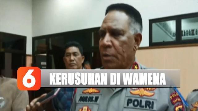 Hal tersebut disampaikan Kapolda Papua usai bertemu dengan Ketua Majelis Rakyat Papua (MRP) dan perwakilan Perhimpunan Advokat Indonesia.