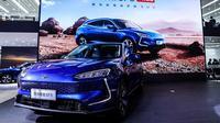Huawei Seres SF5 mobil produksi pertama Huawei