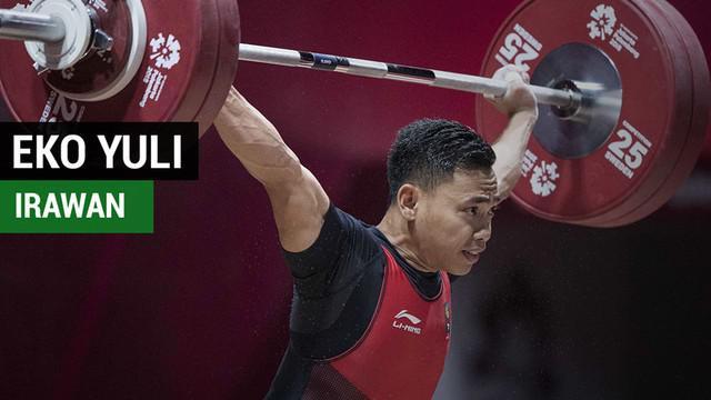 Berita video highlight lifter Eko Yuli Irawan yang berhasil mempersembahkan medali emas untuk Indonesia di Asian Games 2018.
