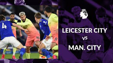Berita video statistik Leicested City vs Manchester City pada lanjutan Premier League 2019-2020 pekan ke-27.