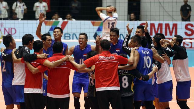 Top  Berita Bola Sukses Indonesia Di Kejuaraan Voli Asia Bola