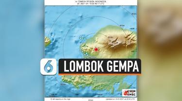 Gempa kembali menghantam Lombok dengan kekuatan magnitudo 5,7 pada Senin (11/01) pagi. BMKG menyatakan pusat gempa berada di laut 113 km Timur Laut Ruteng-Manggarai.