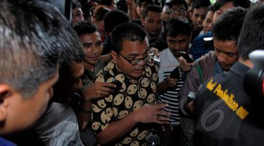 Denny Indrayana Datangi KPK