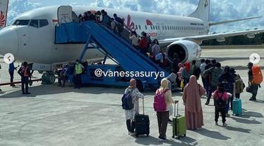 Tanggapan Batik Air soal Kursi Pesawat yang Terisi Penuh Meski Ada Aturan Jaga Jarak Kemenhub