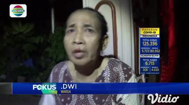 Kobaran api Minggu dini hari membakar rumah Sri Sulastri, warga Desa Jururejo, Kecamatan Kota Ngawi, Jawa Timur. Api dengan cepat meluluhlantakkan rumah yang dihuni janda berumur 60 tahun dengan seorang anak.