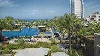 Dubai Tourism meluncurkan cara baru bagi pengunjung untuk menikmati berbagai atraksi, pengalaman, dan tur kota yang menarik. (Liputan6.com/Pool/Dubai Tourism)
