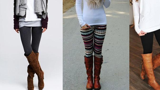 Tips Cuci Celana Legging Agar Awet Dan Tak Mudah Melar Beauty Fimela Com
