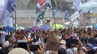 Kampanye Prabowo Subianto. (Liputan6.com/Yoseph Ikanubun)