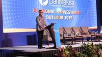 Direktur Utama PT Danareksa Investment Management (DIM), Marsangap P. Tamba.