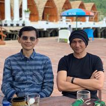 Anji dan Hadi Pranoto (Instagram/ duniamanji)