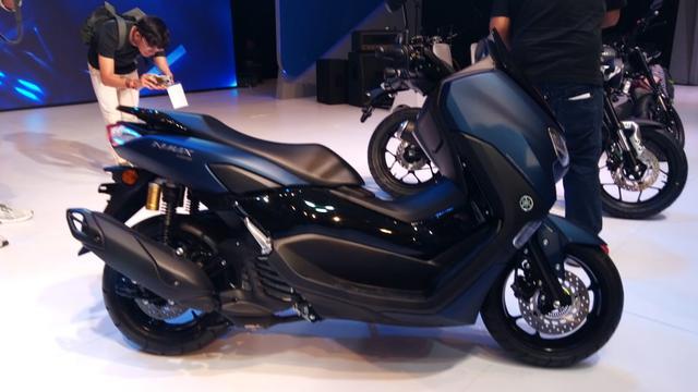 Harga All New Yamaha NMAX Tipe ABS Telah Resmi Diumumkan, Jangan Kaget!