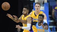 Lakers Kalahkan Nuggets (Reuters)