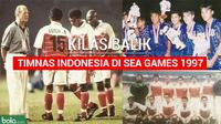 Kilas Balik Timnas Indonesia di SEA Games 1997 (Bola.com/Adreanus Titus)
