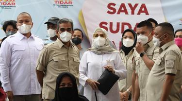 Sekjen Partai Gerindra Ahmad Muzani.