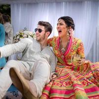 Priyanka Chopra dan Nick Jonas resmi menikah (Instagram Priyanka Chopra)