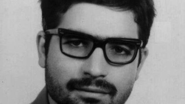 Hassan Rouhani muda.