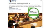 [Cek Fakta] Hoaks DPR Tolak Usulan Kotak Suara Kardus