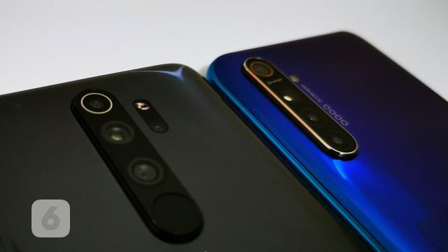 Kamera Realme XT dan Redmi Note 8 Pro