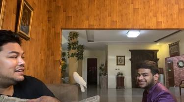 Perbincangan Ivan Gunawan dan Fadil Jaidi mengenai operasi wajah (YouTube/ FadilJaidi)