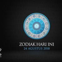 Video Zodiak Hari Ini: Simak Peruntungan Kamu di 24 Agustus 2018 Part 2