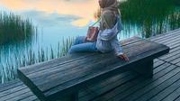Kawasan wisata Danau Linow ini menjadi salah satu ikon di daerah yang dijuluki Bumi Nyiur Melambai ini.