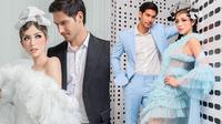 5 Momen Berkesan Acara Tunangan Jessica Iskandar dan Richard Kyle (sumber: Instagram.com/inijedar)
