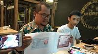 Bawaslu Kota Cirebon menyatakan WNA asal China sudah resmi menjadi WNI sejak tahun 2010 dan bisa mengikuti Pemilu 2019. Foto (Liputan6.com / Panji Prayitno)