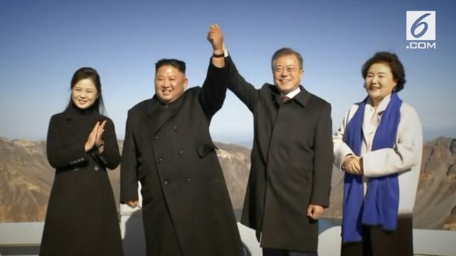 Dalam laporan dua tahunan Kementerian Pertahanan Korea Selatan, Korea Utara tidak lagi disebut sebagai musuh negaranya.