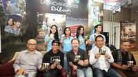 Peluncuran DVD Dilan 1990 di KFC Kemang (Bambang E. Ros/bintang.com)