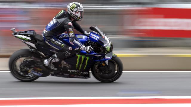 Maverick Vinales Tercepat di FP3 MotoGP Austria, Valentino Rossi Gagal 10 Besar