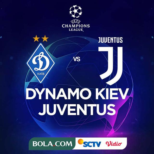 Prediksi Liga Champions Dynamo Kiev Vs Juventus Laga Berat Tanpa Cristiano Ronaldo Dunia Bola Com