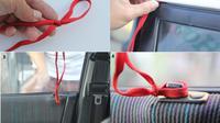 Dengan trik ini kamu hanya butuh seutas tali.