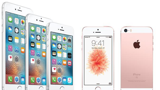 Apple dikabarkan akan meluncurkan iPhone SE 2, kapan? (Doc: Apple)
