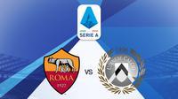 Serie A - AS Roma Vs Udinese (Bola.com/Adreanus Titus)