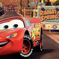 Lightning McQueen (Dinsey/Pixar)