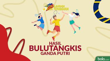Berita video catatan Greysia Polii/Apriyani Rahayu saat meraih medali emas bulutangkis ganda putri perorangan SEA Games 2019.